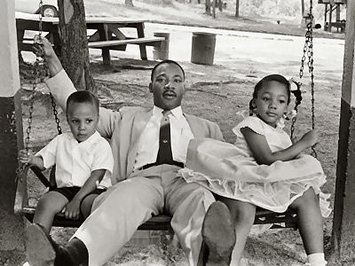 Martin Luther King Be You