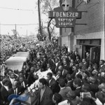 Ebenezer Baptist Church King Funeral