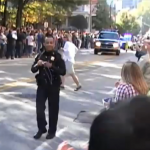 Atlanta's Flamboyant Gay Cops March in PRIDE Parade… [VIDEO]