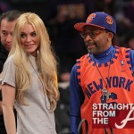 Spike Lee Lindsey Lohan