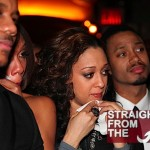 Tia Mowry Emotional