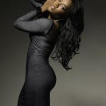 Angela Simmons by Derek Blanks