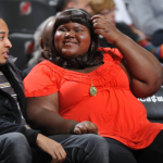 "Boo'd Up ~ Gabourey Sidibe and ""Boyfriend X"""