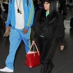 Nicki Minaj's Comfy Airport Gear + Her Saturday Night Live (SNL) Performances ~ VIDEO