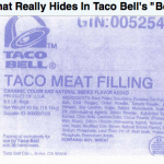 Lawsuit Claims Taco Bell Serves Mystery Meat… [COURT DOCUMENTS]