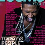 Cover Shots: Usher Raymond for L'Uomo Vogue… [PHOTOS]