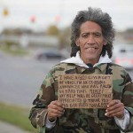 "Mugshot Mania ~ Homeless Man With ""Golden Voice"" has a Shady Past…"