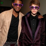 Usher &amp; Justin Bieber