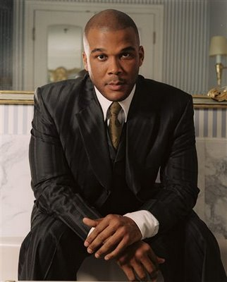 Young Tyler Perry Tyler perry fills morgan