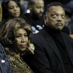 Aretha Franklin Jesse Jackson