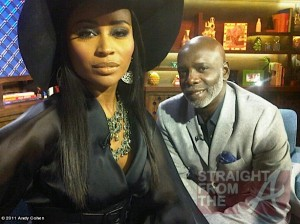 Cynthia Bailey Peter Thomas