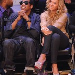 JayZ-Persol-Sunglasses-Beyonce-KnowlesChristian-Louboutin-Daffodile-Glitter-Platform-Pumps-Spring-Summer-2011-Collection