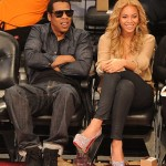 Boo'd Up ~ Beyonce & Jay-Z at the 2011 NBA All Star Game…