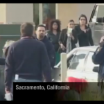 Violence Breaks Out in Cali As News Crew Attacked By Angry Mourners… [PHOTOS +VIDEO]