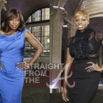 Star Jones Hires Security to Protect Her from NeNe Leakes + Her Response to NeNe's Wendy Show Diss…