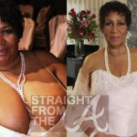 Aretha Franklin Sacrificed Ham Hocks & Pigs' Feet For Her Slimmer Figure…