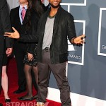 Usher's Grammy Boots Spark a Trend…