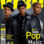 Behind the Scenes with B.o.B., Wiz Khalifa & Bruno Mars ~ VIBE Cover Shoot [PHOTOS]