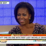 michelle obama today show