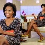 Newsflash! Michelle Obama Rocks H&M Just Like You…