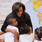 Quick Flix: First Lady Michelle Obama Visits Atlanta…