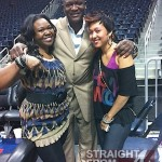 NBA Legend Dominique Wilkins Issues a Beat Down At Hawks Game… [PHOTOS]