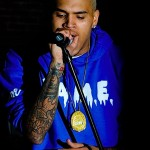 Chris Brown's Atlanta Listening Session… [PHOTOS]