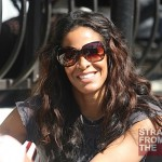 "Atlanta ""Housewife"" Sheree' Whitfield Lunches in L.A…. [PHOTOS]"