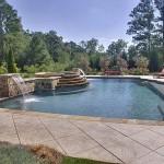 Kim Zolciak Home (Pool)