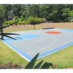 Kim Zolciak Home (BBall Court)