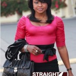 "Pretty in Pink! Atlanta ""Housewife"" Phaedra Parks Spotted in L.A. + Writes Book on Proper Southern Etiquette…"