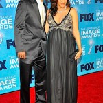 Baby Bump Watch! Tia Mowry & Cory Hardrict at the NAACP Image Awards… [PHOTOS]