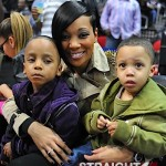 Courtside Flix: Monica, Polow, Jeezy & More at Lakers v. Hawks Game… [PHOTOS]