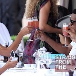 "Jay-Z & Beyonce Toast the ""Good Life"" in Paris + The TEA on Bey's New Video…"