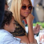 Beyonce on April 20, 2011 in Paris, France.
