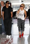 Beyonce Jay-Z Leave Paris 2