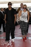 Beyonce Jay-Z Leave Paris