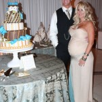 Kim Zolciak's Baby Shower + Sneak Peek of Kim & Kroy's SEXY Derek Blanks Photo Shoot… [PHOTOS]