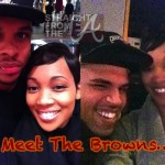 Meet the Browns: Monica & Shannon Brown + Monica & Chris Brown… [PHOTOS]