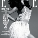 Nicki Minaj Covers Elle Magazine… [PHOTOS]