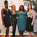 """Gabourey Sidebe Joins Jane Fonda in Atlanta for """"Power of the Arts""""… [PHOTOS/VIDEO]"""