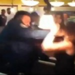 Caught On Tape! Atlanta Cop Punches Woman at IHop, Lawsuit Likely… [VIDEO]