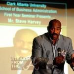 Steve Harvey Reportedly Robbed By Clark Atlanta Intern…