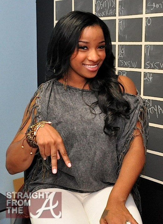 """One on One with Antonia """"Toya"""" Carter + Exclusive Sneak ..."""
