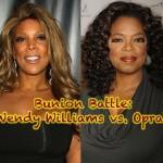 Talk Show Bunion Battle: Wendy Williams vs. Oprah Winfrey [PHOTOS]
