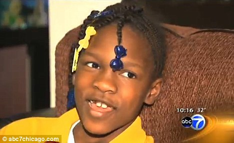 Teacher in Hot Water After Mocking 7 Year Old Student's Hairstyle on