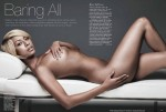 Keri Hilson Naked Allure Magazine FULL