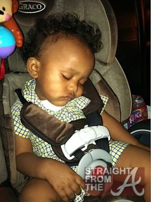 Brenton Sleeping