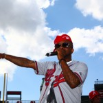 Ludacris Performs During Atlanta Braves Civil Rights Day… [PHOTOS + VIDEO]