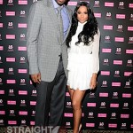 Boo'd Up ~ Ciara & Amar'e Stoudemire at Candie's Event… [PHOTOS]